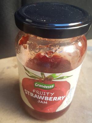 Fruity Strawberry Jam