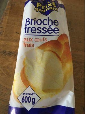 Brioche Tressée