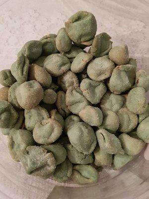 Arachide wasabi