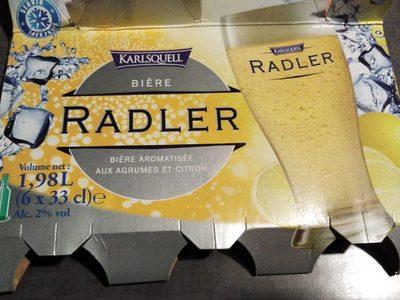 Bière radler