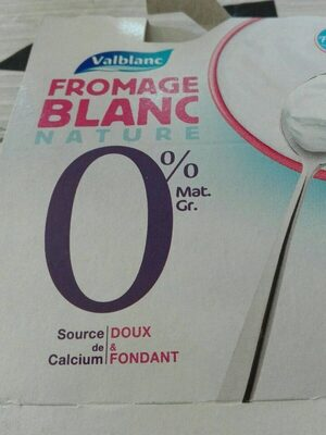 Fromage blanc