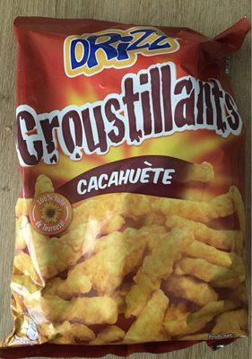 Croustillant cacahuète