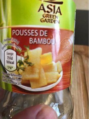 Pousse Bambou