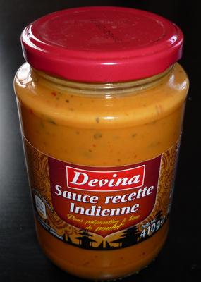 Sauce recette Indienne