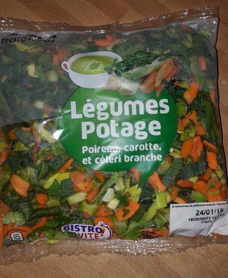 Legumes potages