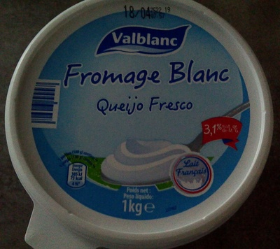 Fromage Blanc (3,1% MG)