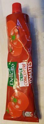 Triple concentré de tomates