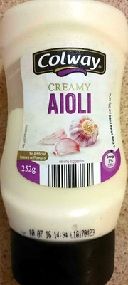 Creamy Aoli