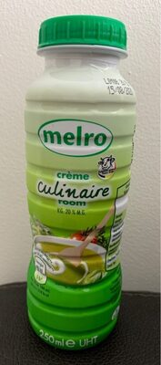 Crème Culinaire 250ml