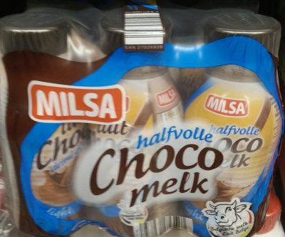 Lait Choco Demi Ecreme