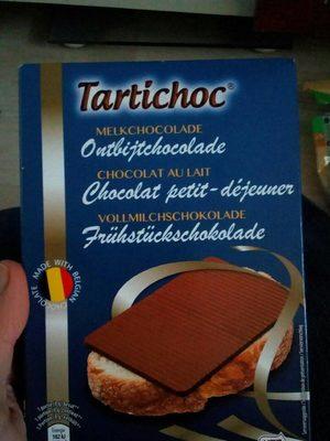 Chocolat petit déjeuner