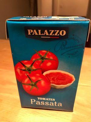Tomates Passata