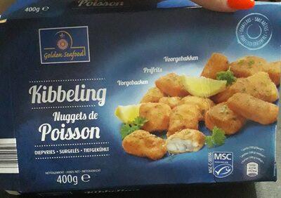 Nuggets de poissons