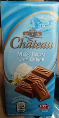 Lait crème