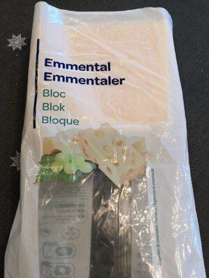 Bolc Emmental 45+