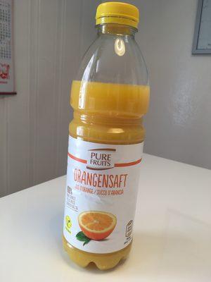 ORANGENSAFT/Jus d'orange