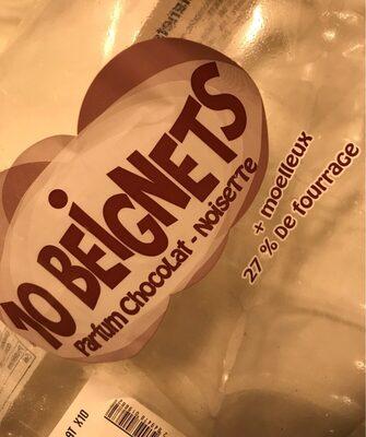 10 beignets