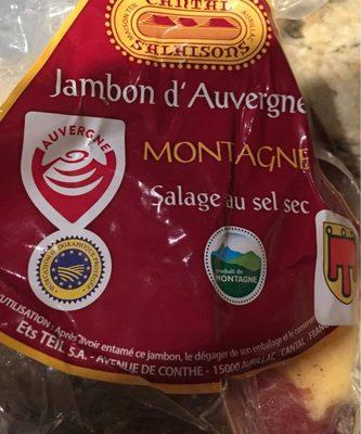 Jambon d auvergne