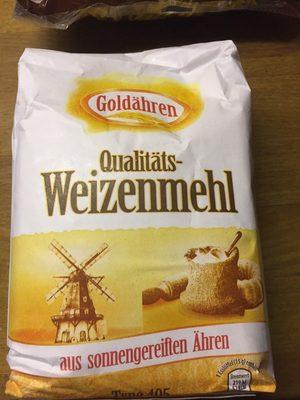 Mehl, Weizenmehl Type 405
