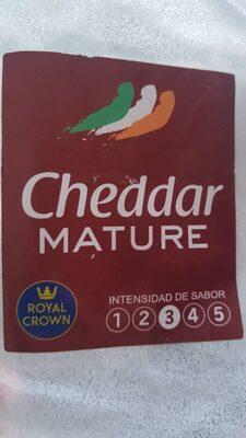 Cheddar mature