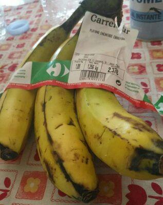 Platano Encintado Carrefour