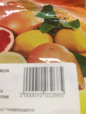 Citrons Eureka Calibre 4/5