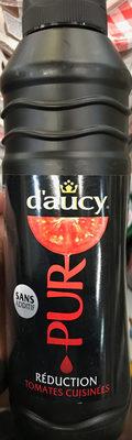 Pur réduction tomates cuisinées