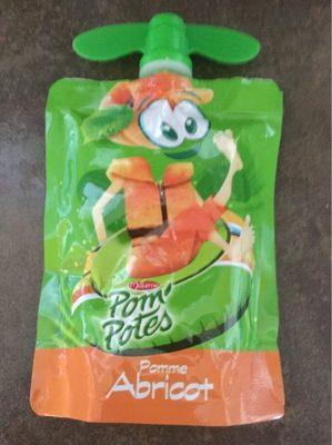 Pom'Potes pomme-abricot