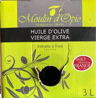 Huilo d'olive fruitee