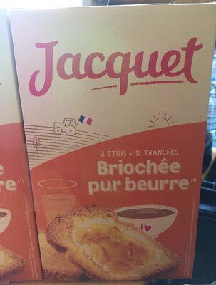 Briochée pur beurre