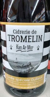 Cidre Cuvée Spéciale Guillevic Pur jus Kan Ar Mor