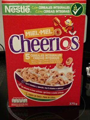 Cereales Cheerios