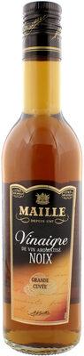 Maille Vinaigre de Vin Aromatisé aux Noix 50cl