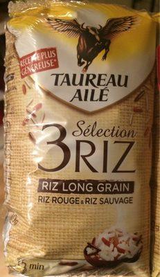 Sélection 3 riz