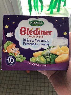 Blediner Soup P.Pdt 2X250,