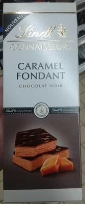 Connaisseurs Caramel Fondant Chocolat Noir