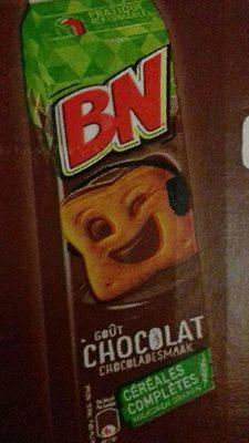 Biscuits goût chocolat BN