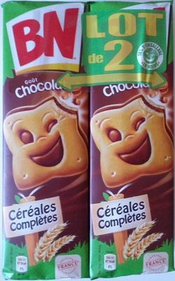 BN goût chocolat