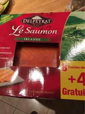 Le Saumon Irlande