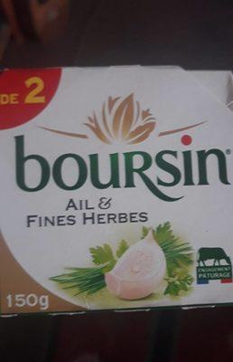 Boursin ail & fines herbes