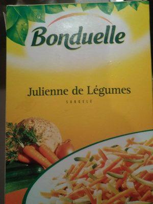 450G Julienne De Legumes Bonduelle