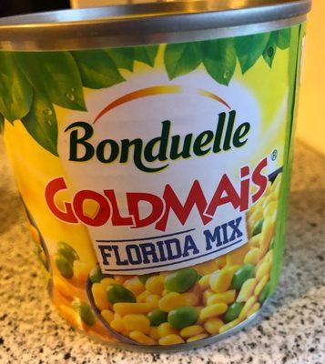 Goldmais, Florida Mix (bonduelle)