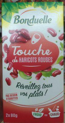 Touche de haricots rouges