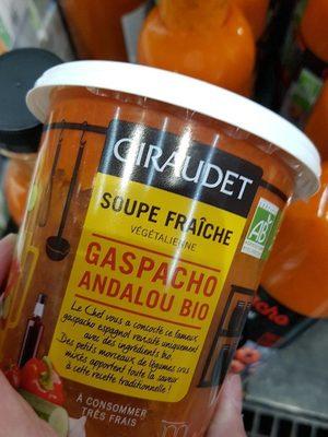 Gaspacho giraudet