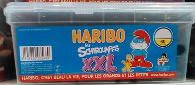 Les Schtroumpfs XXL