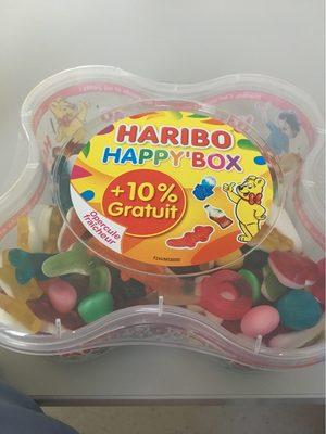 Bonbons Happy' box 850 g