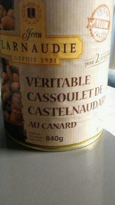 Véritable Cassoulet De Castelnaudary
