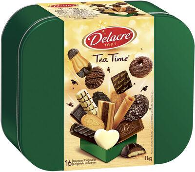 Tea Time Tradition