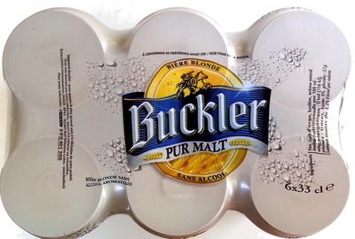 Buckler pur malt sans alcool