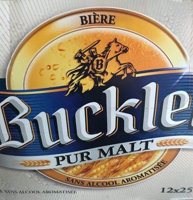 Biere sans alcool aromatisee